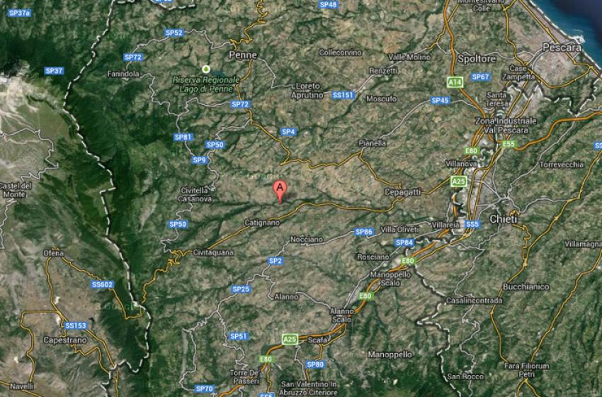 Lo stato della viabilità in provincia di Pescara