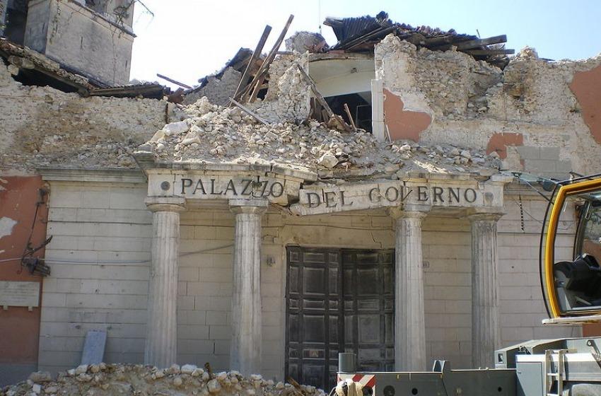 Terremoto a L'Aquila. Arrestati funzionari pubblici