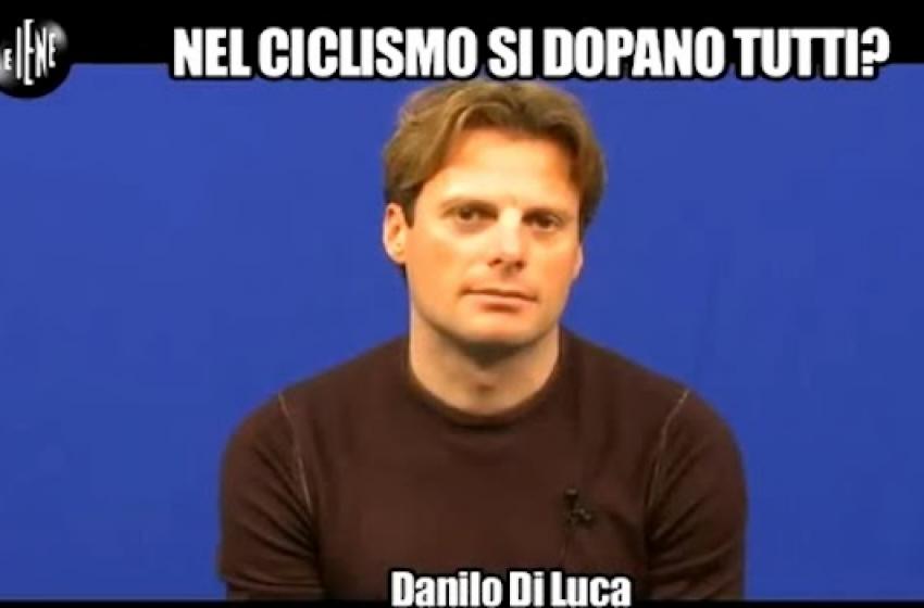 Outing di Di Luca a Le Iene: «Il 90% dei ciclisti si dopa»