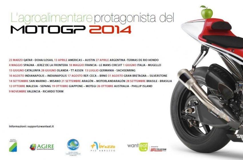 MotoGp, la vetrina mondiale per l'agroalimentare d'Abruzzo