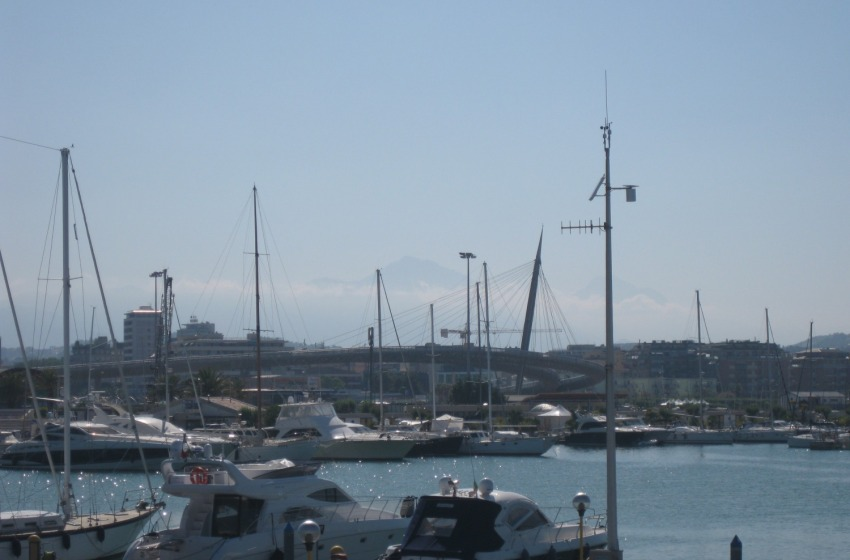 Fondali bassi: a rischio anche il Porto Turistico di Pescara