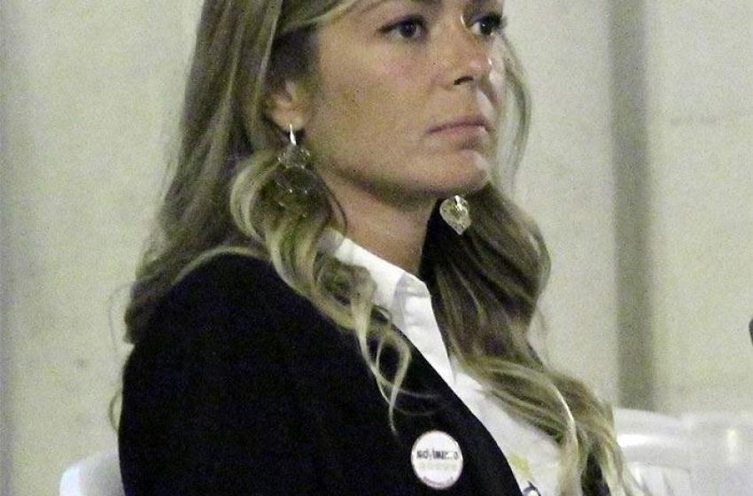 Una donna, Sara Marcozzi, è il candidato pentastellato alla Regione Abruzzo