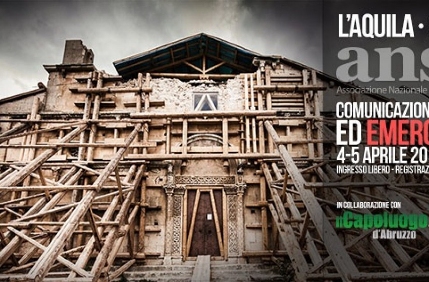 SOS24 - L'Aquila. Comunicazione di crisi e di emergenza