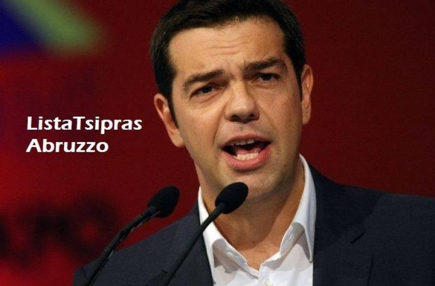 A Pescara la raccolta delle firme per l'Altra Europa con Tsipras