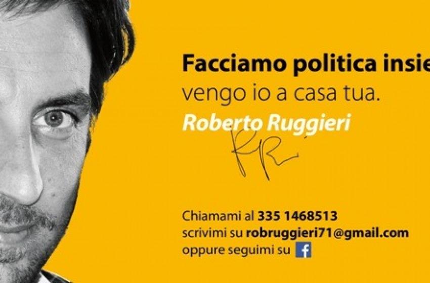 """Comunali Città Sant'Angelo. Il candidato sindaco dei """"forzisti"""" è Ruggeri"""