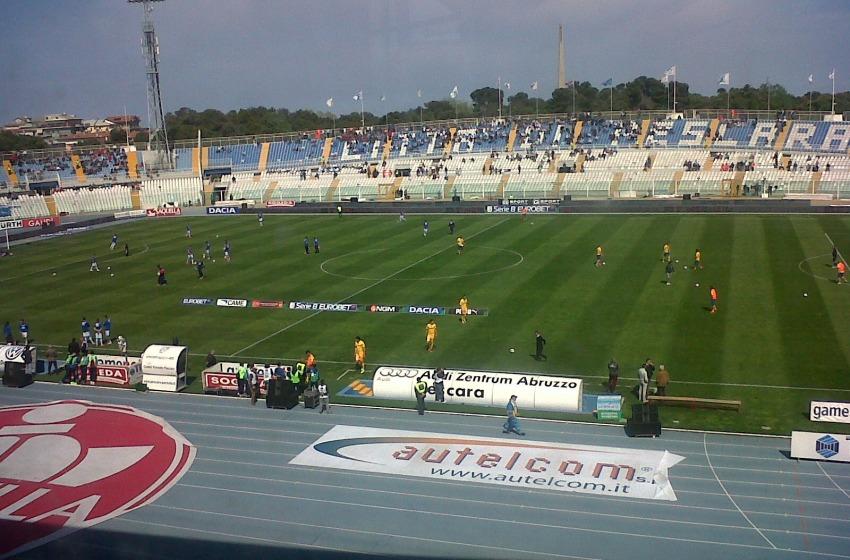 Pescara 1 Cittadella 1. Rigoni pareggia il gol di Caprari
