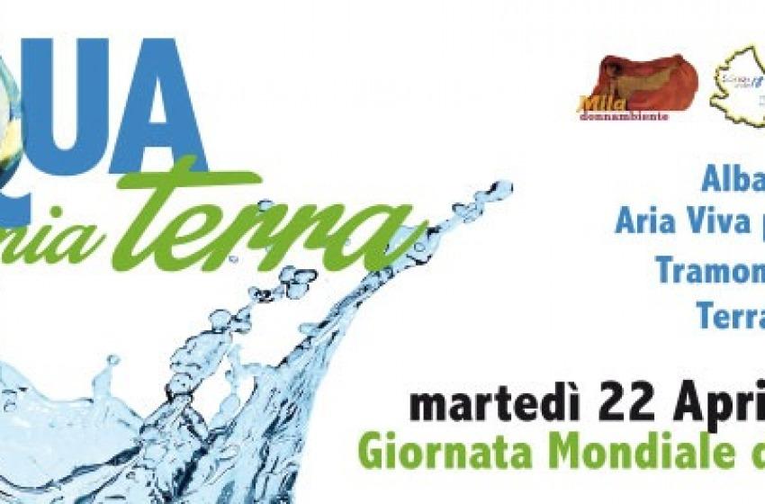 A Pescara le celebrazioni dela giornata mondiale della terra