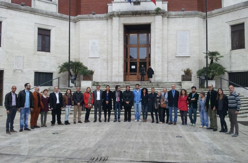I candidati di Sinistra, Ecologia Libertà alle Comunali di Pescara