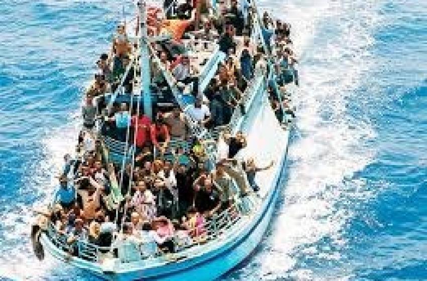 Emergenza immigrazione: 800 migranti pronti alla fuga dalla Libia