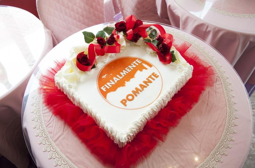 Pomante: «L'unica torta che ci spartiamo è quella alla crema»
