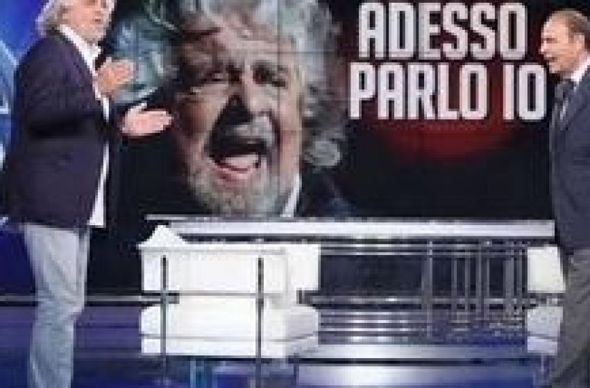 Beppe torna in RAI: intervista a Porta a porta con Bruno Vespa