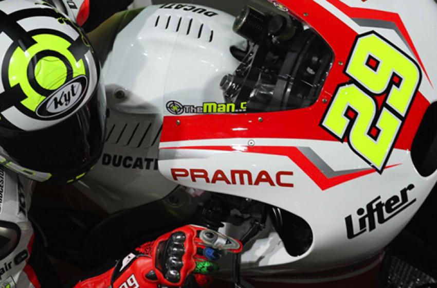 MotoGp, Andrea Iannone è settimo al Mugello