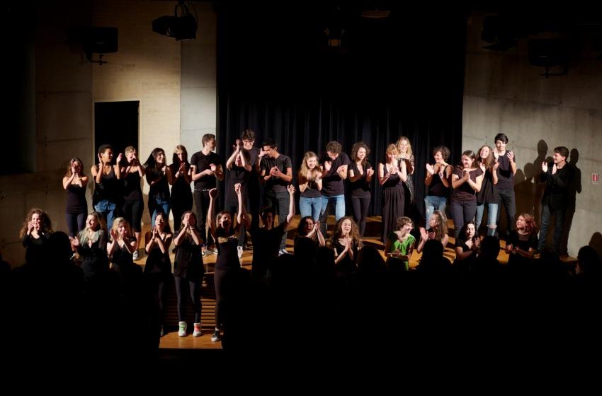 """Applausi per """"Shakespeare in converse. Romeo+Giulietta (più o meno)"""""""
