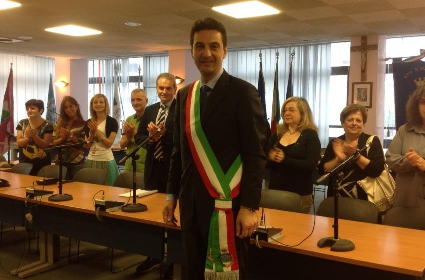 Insediamento ufficiale per il neo eletto sindaco di Montesilvano