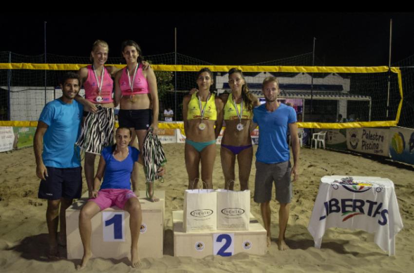 La coppia De Meis-Di Tonno seconda all'Abruzzo Cup 2014