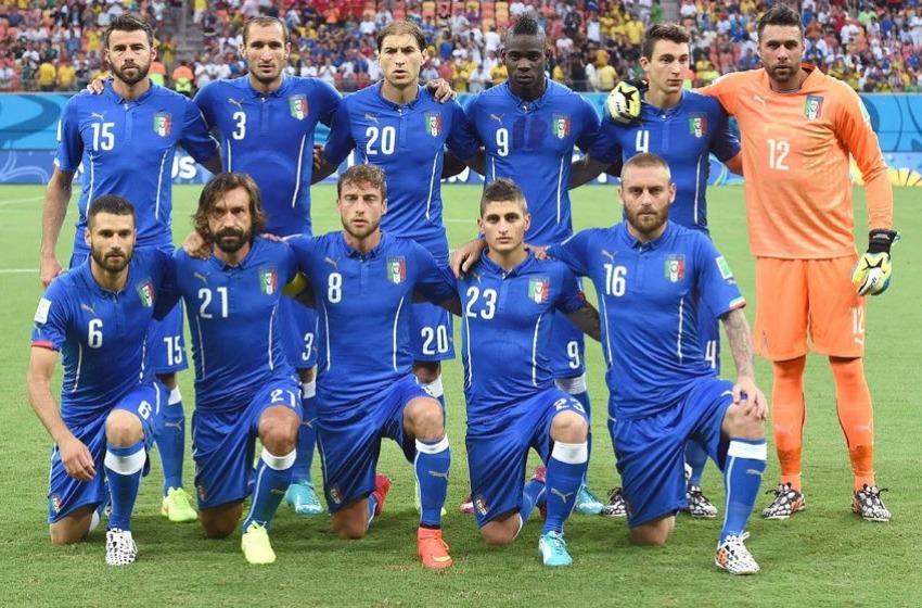 Italia vs. Uruguay, per i bookmaker sono alla pari
