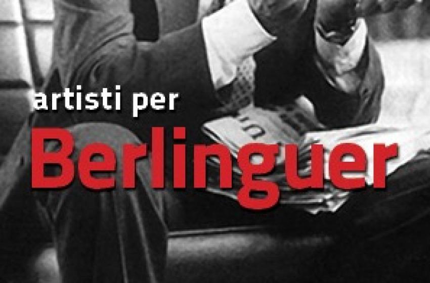 "Inaugurazione mostra pittorica ""artisti per Berlinguer"""
