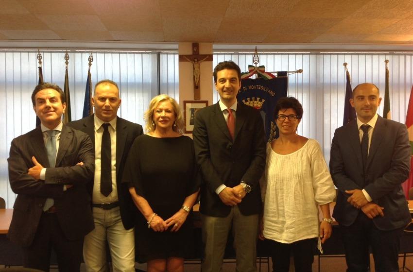 Il sindaco Maragno: la giunta di Montesilvano è all'opera