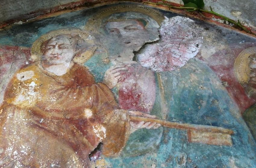 Giovani volontari di Sulmona riportano alla luce i tesori di San Matteo