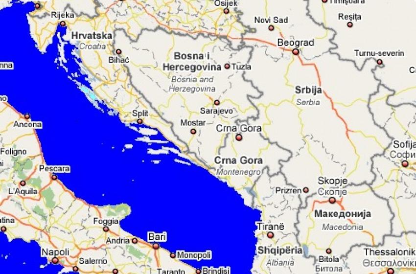 Abruzzo porta dei Balcani