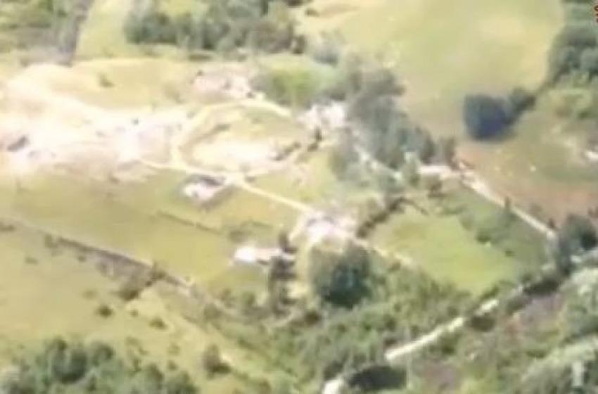 Apocalisse a Tagliacozzo: tre corpi dilaniati dall'esplosione