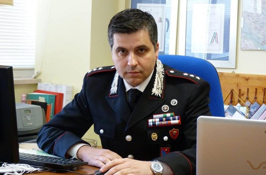 Carabinieri Popoli: Di Cristoforo va in Kosovo, arriva Marinucci