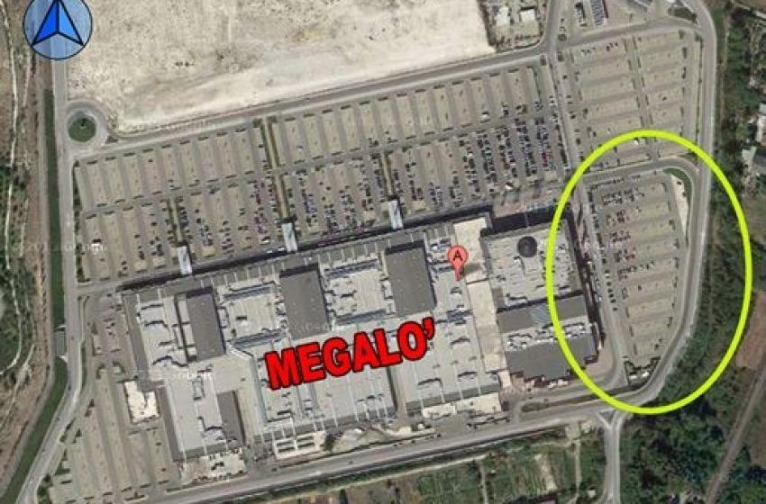 Chieti. Arriva la sosta a pagamento nel parcheggio del Megalò?