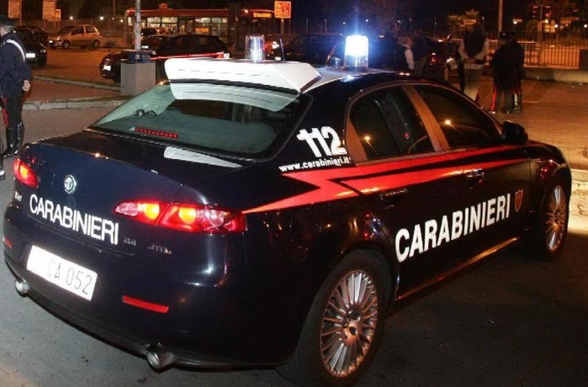 Trovati a bordo di un'auto rubata: due in manette a Collecorvino