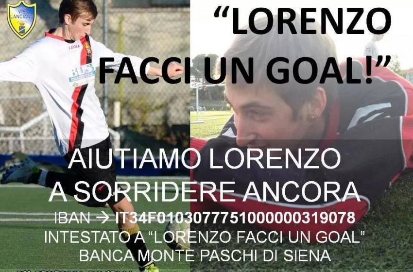 Lanciano, il Comune si mobilita per Lorenzo Costantini