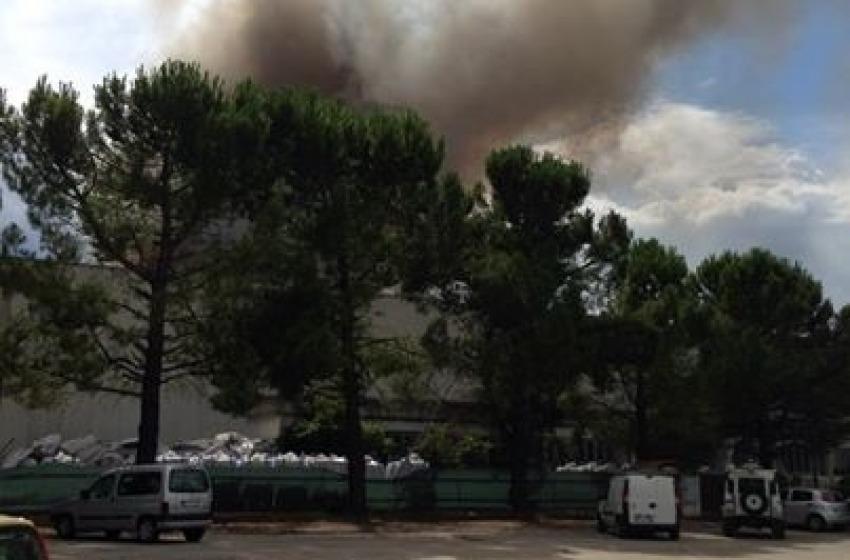 Incendio Adria Sulmona: i Comitati chiedono chiarimenti