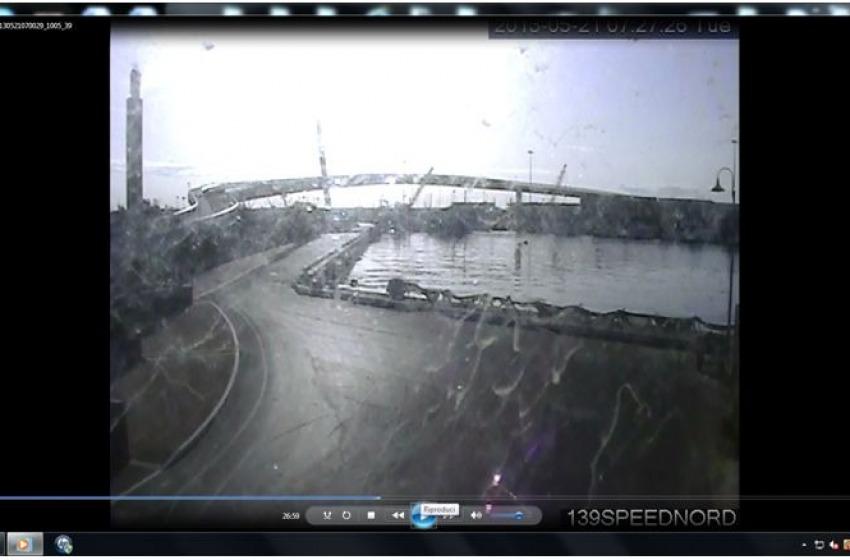 Incidente al Ponte del Mare