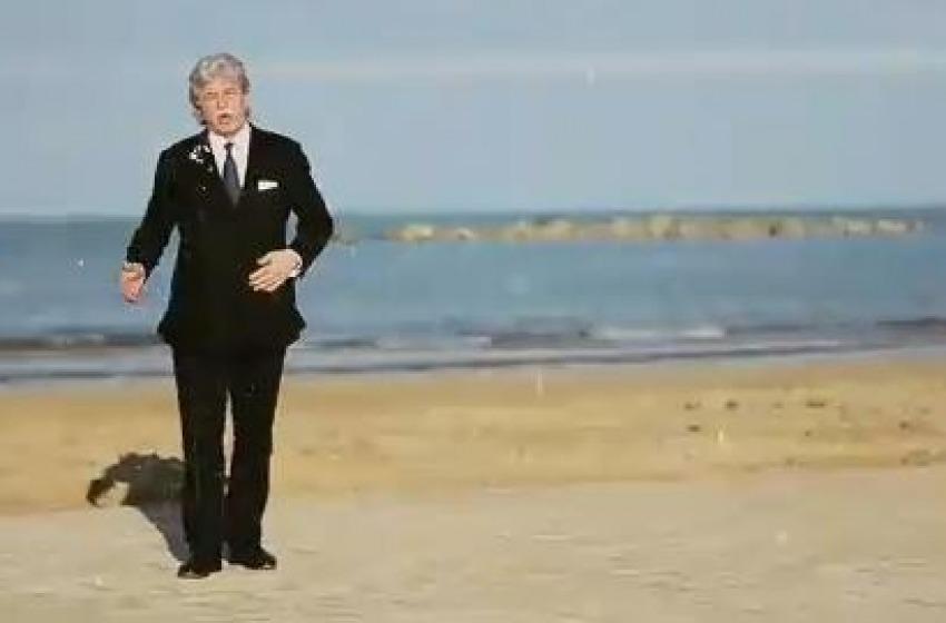 Pescara nel video di Famme Cantà (Antonio Razzi)