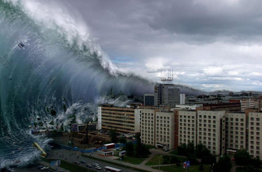 Allerta Tsunami, immagini terrificanti dal mondo