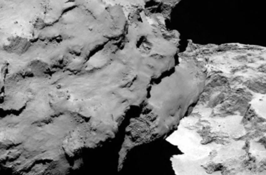 Rosetta conquista la Cometa Churyumov-Gerasimenko
