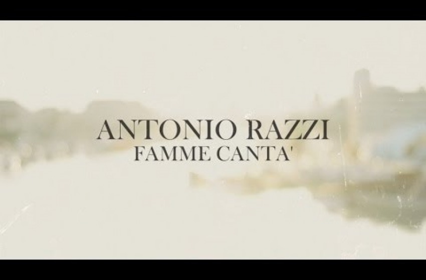 Famme Canta di Antonio Razzi